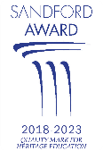 Sandford Award supporter logo